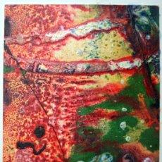 Arte: PINTURA ORIGINAL SOBRE LIENZO OLEO 15 X 20 CM. FIRMADO GODARD.. Lote 25896547