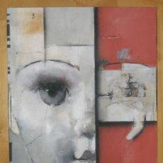 Arte: EXCLUSIVA Y SENSACIONAL OBRA, OLEO TELA, CREATIVA DE JAUME QUERALT. Lote 26804774