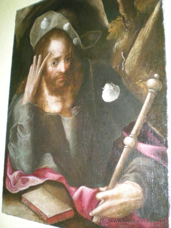 OLEO (Arte - Pintura - Pintura al Óleo Antigua siglo XVI)