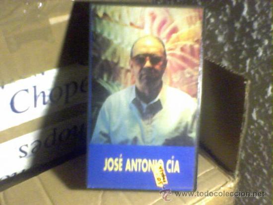 JOSE ANTONIO CIA CINTA AUDIOVISUAL PINTURA DE ALICANTE (Arte - Pintura - Pintura al Óleo Moderna sin fecha definida)