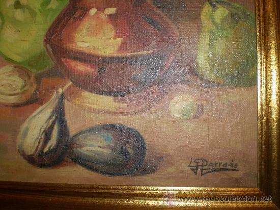 Arte: OLEO SOBRE LIENZO PEGADO EN TABLA FIRMADA - Foto 2 - 22694854