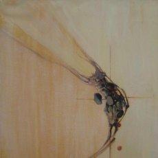 Arte: ANTONI MUT TORROJA - ABSTRACTO - TÉCNICA MIXTA SOBRE LIENZO - SIN TITULO (ABSTRACCIÓN).. Lote 24540919