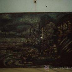 Arte: PINTURA AL OLEO FIRMADA MARTINAL. Lote 27562112