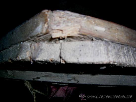 Arte: CALVARIO ESCUELA TOLEDANA SIGLO XVII. Oleo/s TABLA. VER DESCRIPCIÓN. Md. 77x63 ADJUNTA. ENVÍO PAGO. - Foto 13 - 56041291