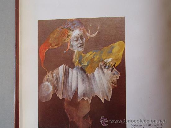 Arte: Alfonso Costa Beiro 1981 - Obra Catalogada - acrílico sobre tela - Arlequín - Foto 3 - 25194310