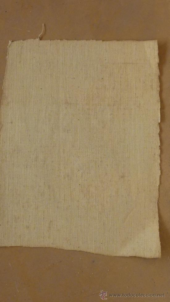 Arte: Anonimo oleo sobre tela. anciano. De aproximadamente años 40s 50s. - Foto 2 - 27003428