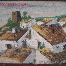 Arte: OLEO-TABLEX DE TORREMOLINOS.BUEN COLORIDO.. Lote 27781724