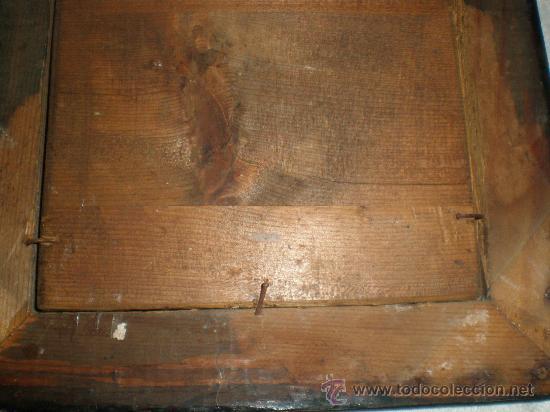 Arte: oleo sobre tabla pescadera - Foto 2 - 27892628