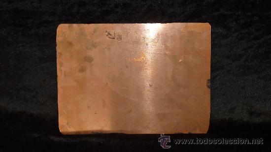 Arte: Anonimo oleo sobre plancha. Bodegon de años 40s. - Foto 3 - 28081608