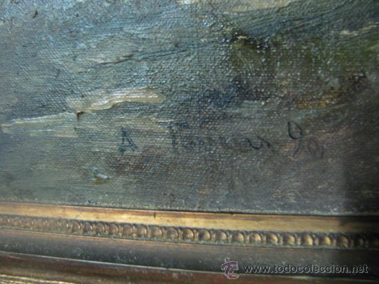 Arte: oleo lienzo - Foto 3 - 15381288
