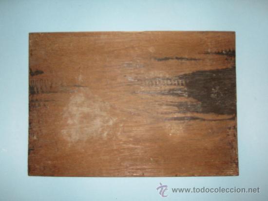 Arte: PINTURA ANTIGUA AL OLEO. BODEGON. SIN FIRMA. SIGLO XVIII-XIX - Foto 11 - 28630581