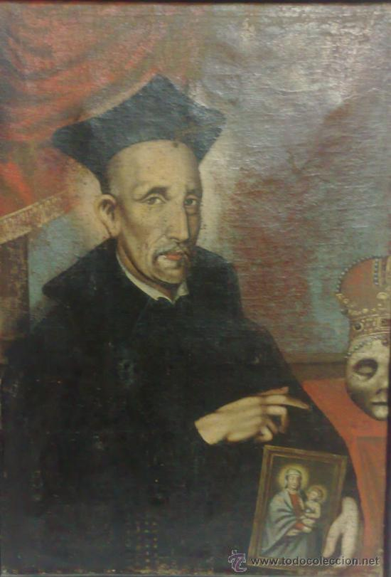 Arte: SIGLO XVII-XVIII. O/L - Foto 2 - 28652680