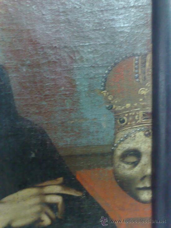 Arte: SIGLO XVII-XVIII. O/L - Foto 7 - 28652680