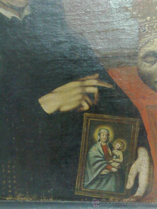 Arte: SIGLO XVII-XVIII. O/L - Foto 4 - 28652680