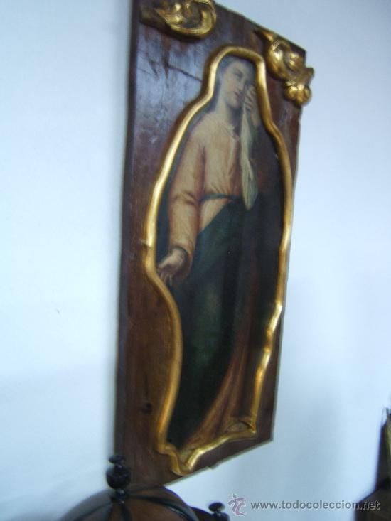 Arte: pintura oleo sobre tabla - Foto 2 - 28871291