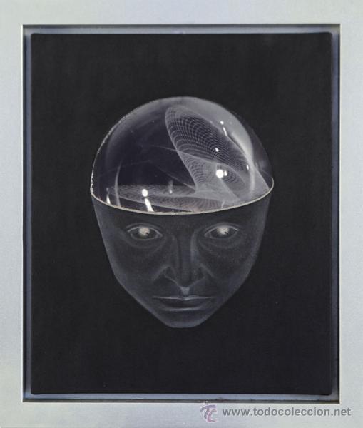 Arte: Marina NÚÑEZ . Serie Ciencia Ficción . 2000 . Óleo sobre lienzo . Enmarcado . 50 x 43 cm. - Foto 2 - 28949774