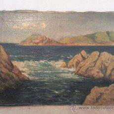 Kunst - Cuadro óleo lienzo Firmado Augusto Comar - 29175496