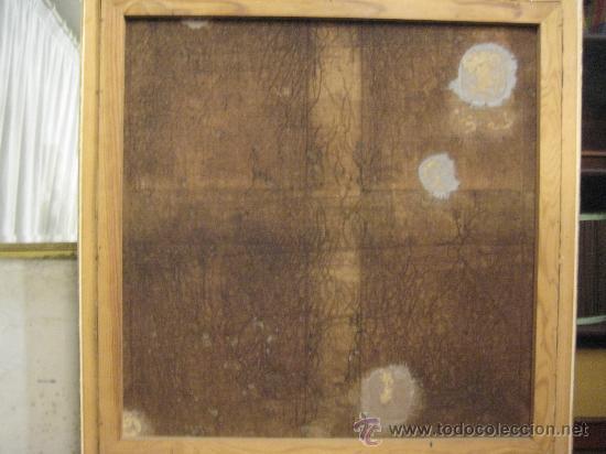 Arte: cuadro frances al oleo con escena galante finales del s. XVIII y principios del S. XIX - Foto 15 - 29220253