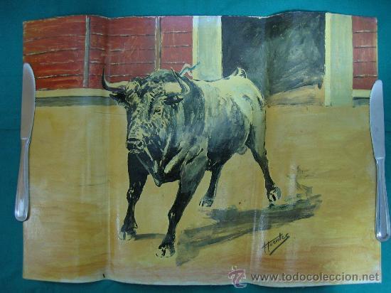 OLEO TAURINO (Arte - Pintura - Pintura al Óleo Contemporánea )