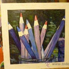 Arte: ENCANTADORA PINTURA AL OLEO. SE ACEPTA EL PAGO EN VARIAS VECES. Lote 29334805