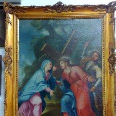 Arte: SIGLO XVIII,. ESCUELA ITALIANA., PASIÓN DE CRISTO. Lote 29389858