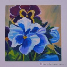 Arte: FLORES. Lote 29678373