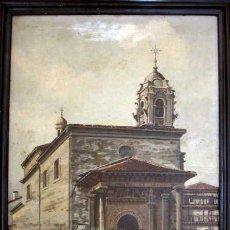 Arte: RUICARVIA A., BASILICA DEL SANTO CRISTO DE LEZO. Lote 30277958