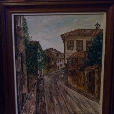 Arte - Oleo sobre tela del pintor Bermudez - 30337779