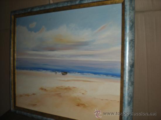 OLEO MAR (Arte - Pintura - Pintura al Óleo Moderna sin fecha definida)