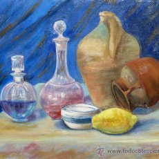 Arte: LIMON Y LICOR - OBRA DE CARMEN RIPOLL. Lote 30454310
