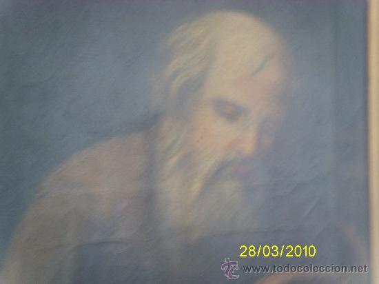 Arte: óleo sobre lienzo, Evangelista - Foto 3 - 37876712