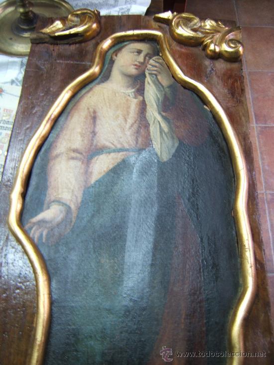 Arte: pintura oleo sobre tabla - Foto 7 - 28871291