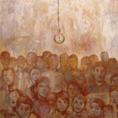 Arte: DOMINGO CORREA, 'TU INFANCIA'. ÓLEO SOBRE LIENZO. REALISMO. FIRMADO. Lote 30857561
