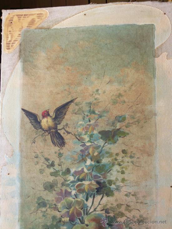 Arte: Cuadro oleo lienzo finales del XIX - Foto 11 - 30897922