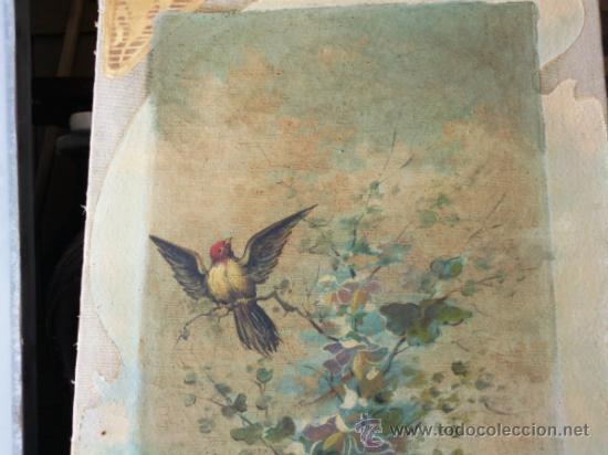 Arte: Cuadro oleo lienzo finales del XIX - Foto 7 - 30897922