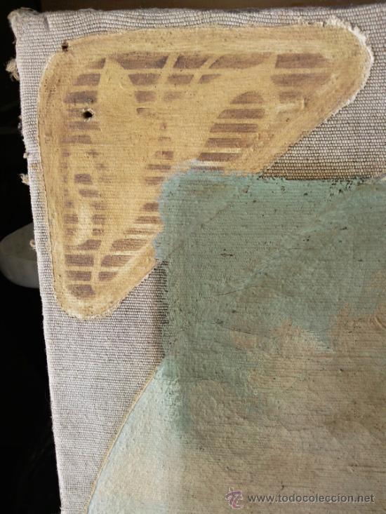 Arte: Cuadro oleo lienzo finales del XIX - Foto 5 - 30897922