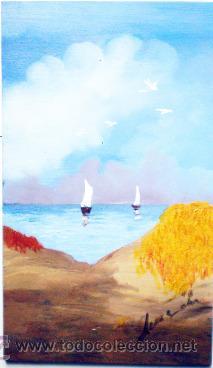 MARINA (Arte - Pintura - Pintura al Óleo Contemporánea )