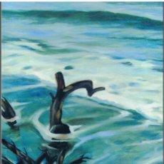 Arte: PINTURA OLEO JUAN CROSSA BEJAR .RAIZ . Lote 32034816