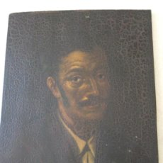 Arte: ÓLEO TABLA FIRMADO J.SUAREZ. Lote 214913427