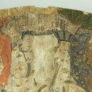 Arte: MAGISTRAL PINTURA JAPONESA DEL SIGLO XVI, CALIDAD DE MUSEO, SENMENZU. Lote 32367920