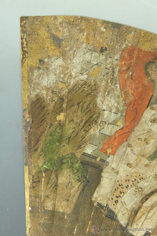 Arte: Magistral pintura japonesa del siglo XVI, calidad de museo, SENMENZU - Foto 5 - 32367920