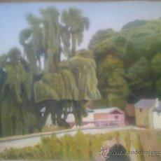 Arte: PAISAJE DE GALOFRE SURIS. 1970. Lote 32432726