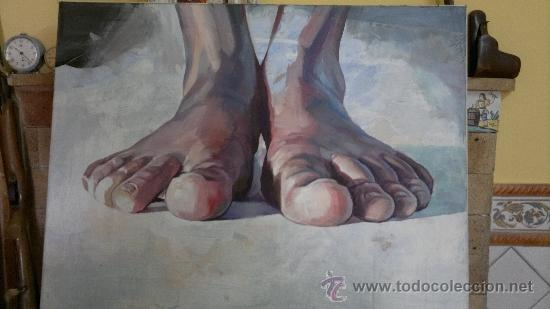 ANIMIC OLEO SOBRE TELA (Arte - Pintura - Pintura al Óleo Antigua sin fecha definida)