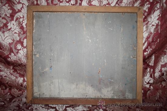 Arte: A2-064 O/T - FIRMADO GUILLEM PALAU DEDICADO A PERE ELIAS I BUSQUETA TEMA COSTERO 1949 - Foto 7 - 32657739