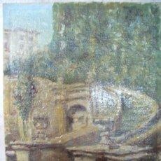 Arte: OLEO SOBRE TABLEX ANONIMO. Lote 33298685