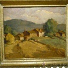 Arte: PAISAJE RURAL DE JOSEP PALAU OLLER (1888-1961). Lote 33322182