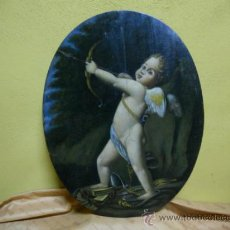 Arte: OLEO CUPIDO S XIX. Lote 33755410