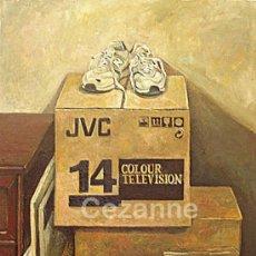 Arte: DOMINGO CORREA. 'PARA NOSOTROS EL Nº1 ES USTED'. ÓLEO SOBRE LIENZO.. Lote 30802861