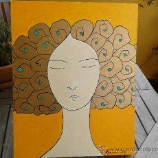 Arte: NEW AGE COLLECTION 2012 - LA TIA HELEN - PIEZA ORIGINAL Y UNICA. Lote 34372353