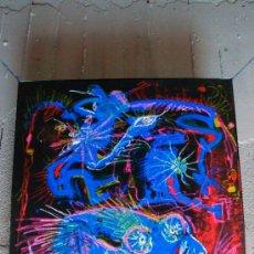 """Arte: PINTOR """"DEL VADO"""" PESADILLA NOCTURNA. Lote 34504735"""